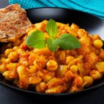 Indian Vegetarian Curry Chana Masala - Royal Indian Buffet and Sweets in Cambridge